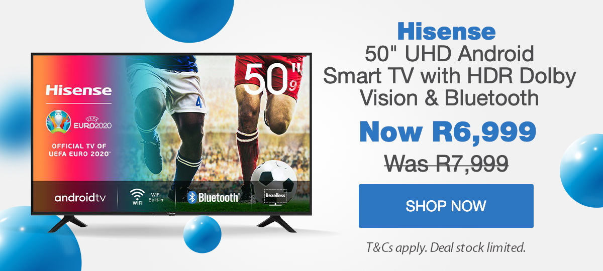 Takealot BDS TV Sale