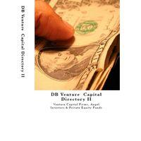 DB Venture Capital Directory 2018 -2019 II (eBook)