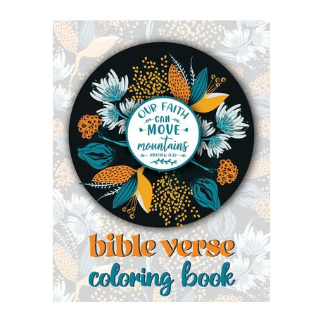 Bible Verse Coloring Book: Inspirational Coloring Pages For Adults And  Teens That Love To Follow God's Word Buy Online In South Africa  Takealot.com