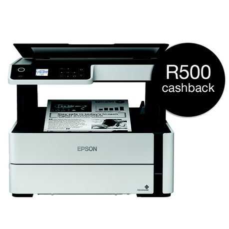 Epson Mono Ecotank M2170 3 In 1 Wi Fi Printer Small Office Bundle Buy Online In South Africa Takealot Com