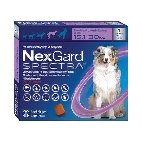 nexgard spectra tabletta)