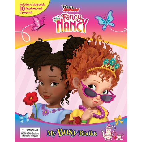 Disney Fancy Nancy My Busy Book Buy Online In South Africa Takealot Com