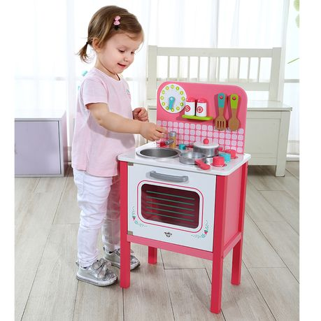 Tooky Toy Pink Kitchen Set Buy Online In South Africa Takealot Com