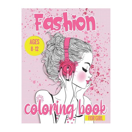 Fashion Dress Coloring Pages | Meriwer Coloring | 459x459