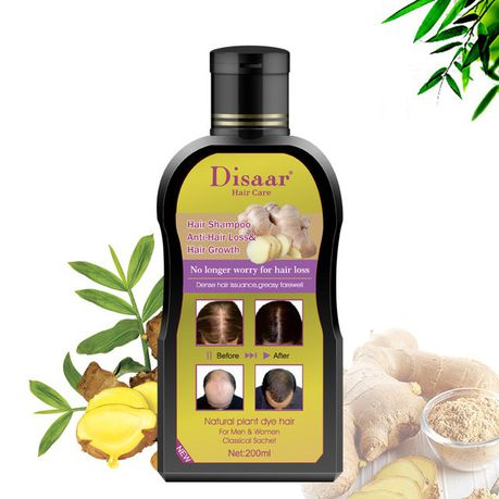 Disaar Ginger Anti Hair Loss Shampoo And Hair Growth Buy Online In South Africa Takealot Com