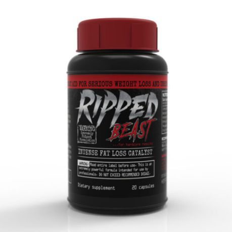 ripped beast fat burner review