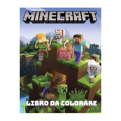 Minecraft Libro Da Colorare Ore Di Divertimento Assicurato Con Questo Libro Da Colorare Minecraft 50 Immagini Da Colorare Per Tutta La Famiglia Buy Online In South Africa Takealot Com