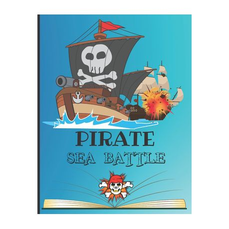 Pirates Sea Battle Game Board Battleship Grid Sea Battle Paper Game Buy Online In South Africa Takealot Com