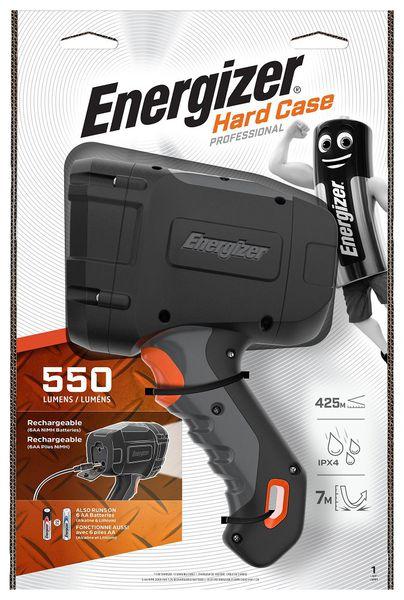 Energizer HardCase Pro Rechargeable Hybrid Spotlight