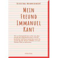 Mein Freund Immanuel Kant (eBook)