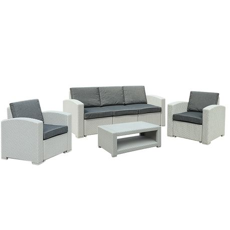 Fine Living Santorini Patio Set, Santorini Patio Furniture