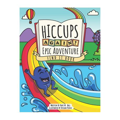 Hiccups Again Epic Adventure Find It Book A Seek And Find Activity Book For Ages 3 5 Buy Online In South Africa Takealot Com