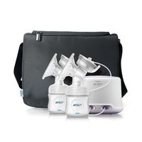 Avent Breast Pump Natural Twin Electric Buy Online In South