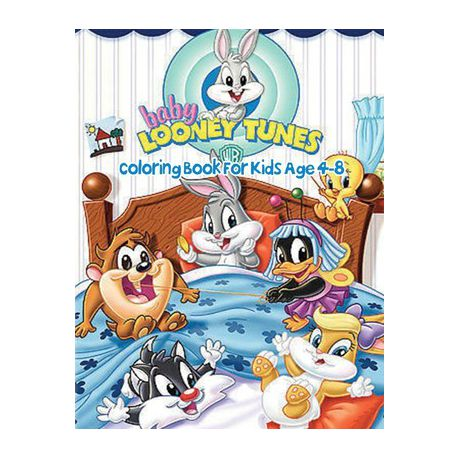 Baby Looney Tunes Coloring Book For Kids Age 4-8: The Ultimate Baby Looney  Tunes Adventure Coloring Book-Color All Your Favorite Characters In Baby Lo  Buy Online In South Africa Takealot.com