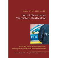 Polizei Dienststellen Verzeichnis Deutschland: Polizei des Bundes Bundeskriminalamt - Bundespolizei - Polizei beim Deutschen Bundestag
