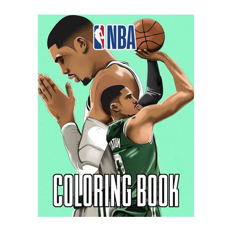 Nba Coloring Book Amazing Coloring Book For Nba Fans With Over 50 Coloring Pages All Images Of Relaxing For Nba Basketball Buy Online In South Africa Takealot Com