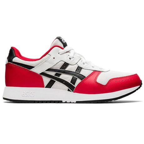 En particular agrio proteger  Asics Men Lyte Classic Lifestyle Shoes - White/Red | Buy Online in South  Africa | takealot.com