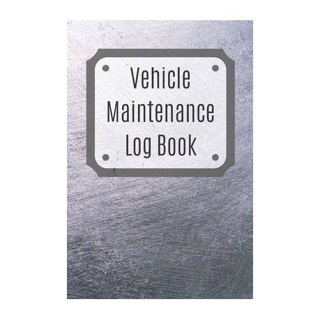 Vehicle Maintenance Log Book Service Record Book For Cars Trucks Motorcycles And Automotive Maintenance Log Book Repairs Moto Jurnal Buy Online In South Africa Takealot Com