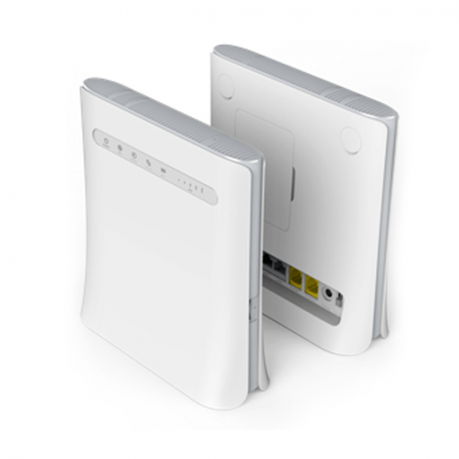 Zte 4g Wireless Router Mf286r White Buy Online In South Africa Takealot Com