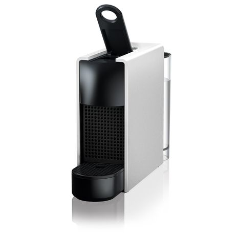 NESPRESSO Essenza Mini C30 Coffee Machine, Silver