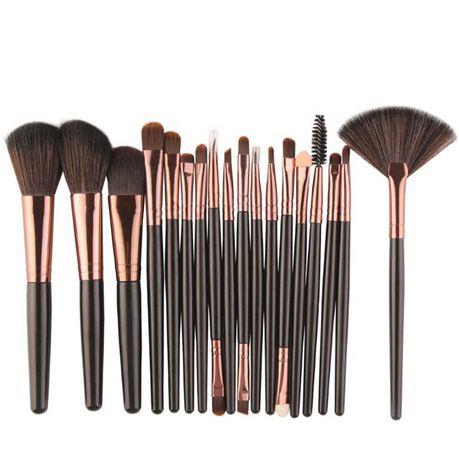 Greenleaf Professional Makeup Brush Set