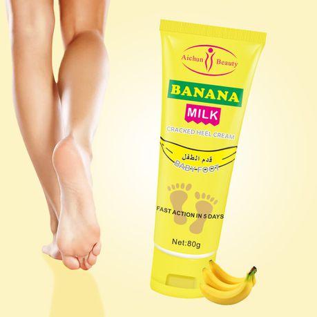 Banana Milk Cracked Heel Cream | Buy Online in South Africa | takealot.com