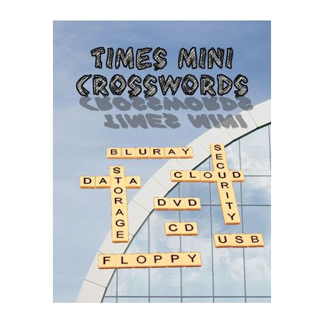 Times Mini Crosswords: Word Search And Crossword Puzzle Books, Classic  CrissCross, Crosswords & Variety Puzzles Crossword Puzzles Books All T  Buy Online In South Africa Takealot.com