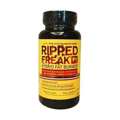 ripped freak hybrid fat burner reviews