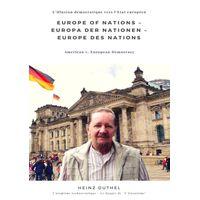 Europe of Nations - Europa der Nationen - Europe des Nations (eBook)
