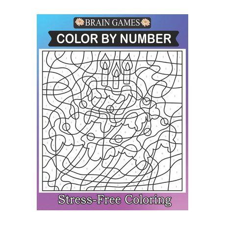 Brain Games Color By Number Stress-Free Coloring: An Adult Coloring Book Color  By Numbers Coloring Books Animals Floral, Flowers, Gardens Landscapes,  Buy Online In South Africa Takealot.com
