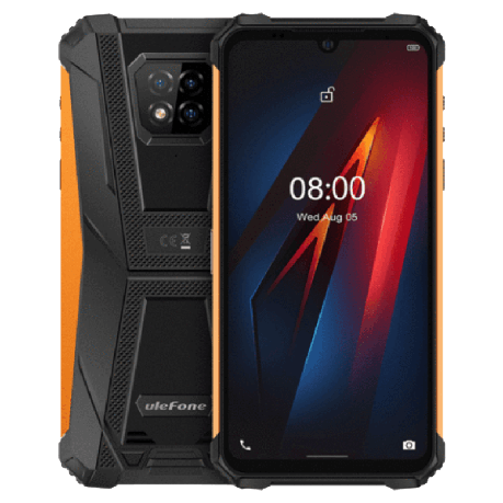 Ulefone Armor 8 Rugged Android 10 0