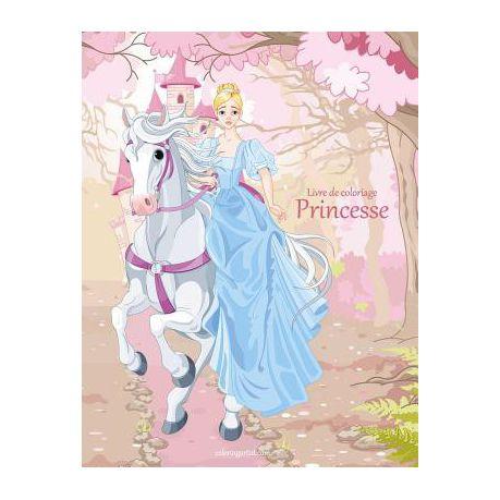 Livre De Coloriage Princesse 3 4 Buy Online In South Africa Takealot Com