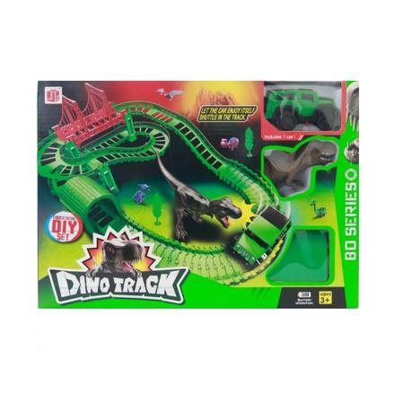 JD Dino Track Track Set