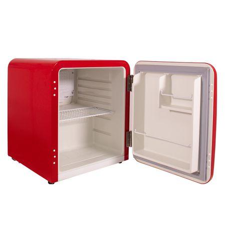 snomaster 50 litre retro table top mini fridge