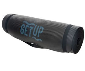 Getup 15mm Ignite Yoga Mat Black Buy Online In South Africa Takealot Com