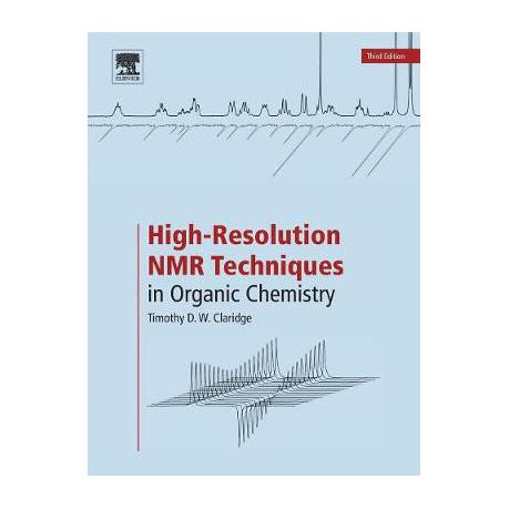 High-Resolution NMR Techniques in Organic Chemistry