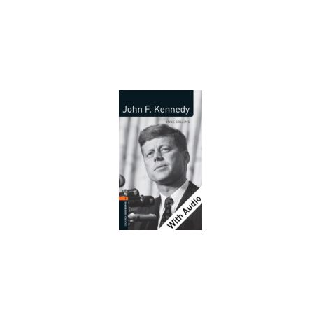 John F. Kennedy Level 2 Oxford Bookworms Library