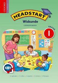 Headstart Wiskunde Graad 1 Leerdersboek KABV