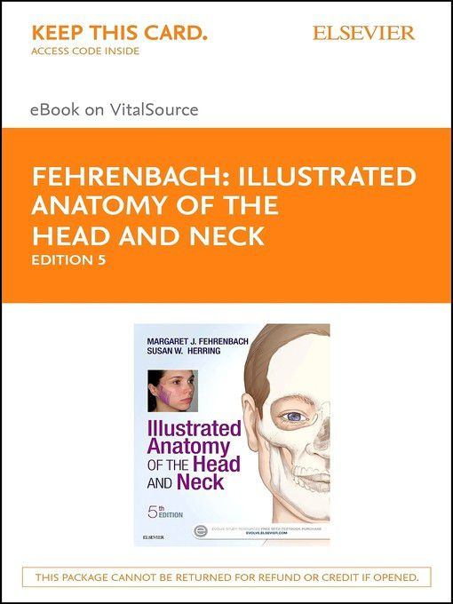 Illustrated Anatomy Of The Head And Neck - E-book (ebook) | Buy ...