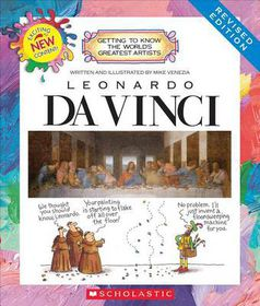 Leonardo DaVinci (Revised Edition)