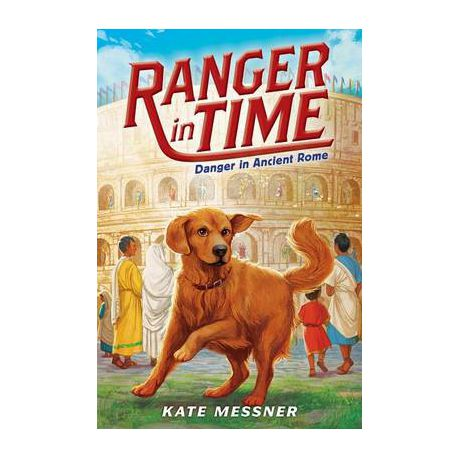 Danger In Ancient Rome Ranger In Time 2 Buy Online In South