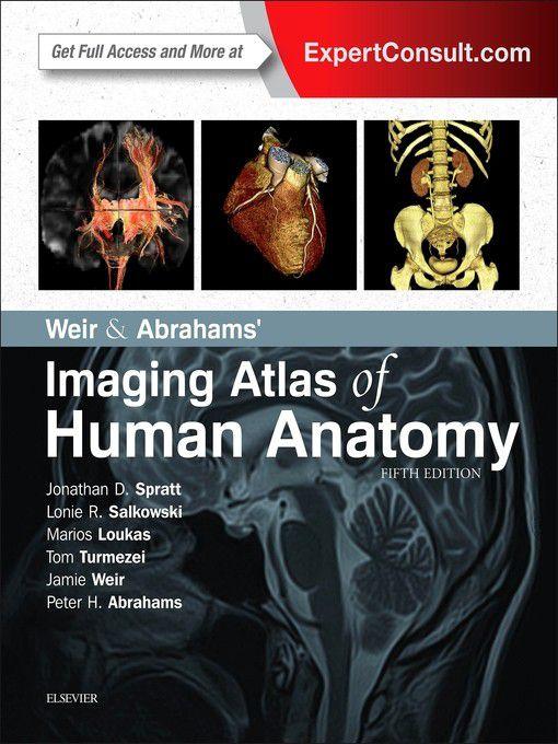 Weir Abrahams Imaging Atlas Of Human Anatomy E Book Ebook Buy