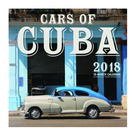 Cars Of Cuba 2018 Buy Online In South Africa Takealot Com