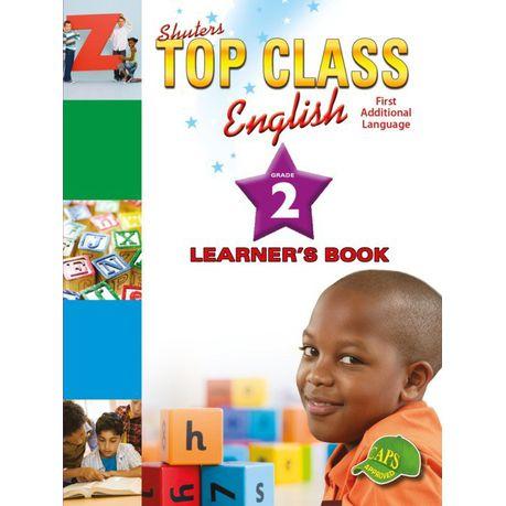 Top Class English Grade 2 Learner's Book (eBook)