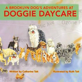 A Brooklyn Dog's Adventures at Doggie Daycare