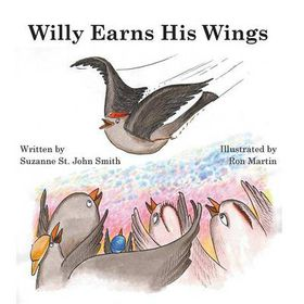 Willy Earns His Wings
