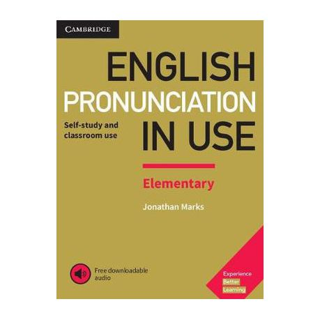 English Pronunciation in Use Elementary Book with Answers and Downloadable  Audio