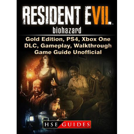 Resident Evil 7 Biohazard Gold Edition Ps4 Xbox One Dlc Gameplay Walkthrough Game Guide Unofficial Ebook Buy Online In South Africa Takealot Com