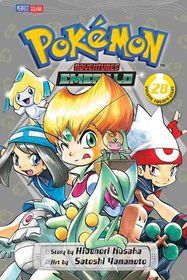 Pokemon Adventures Vol 28