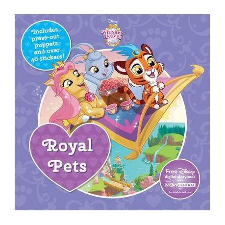 Disney Whisker Haven Tales With The Palace Pets Royal